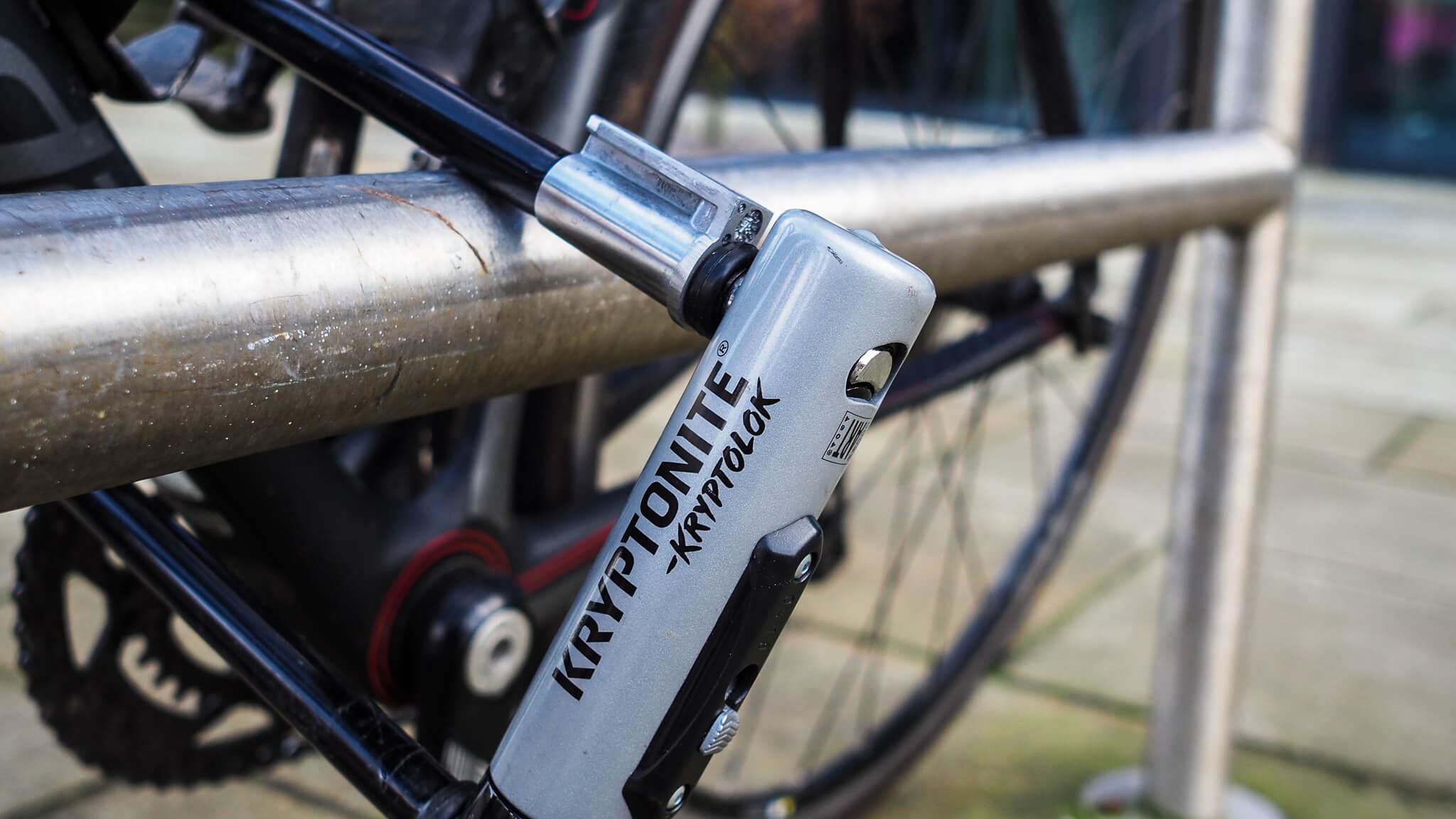 kryptonite sold secure rated cycle lock