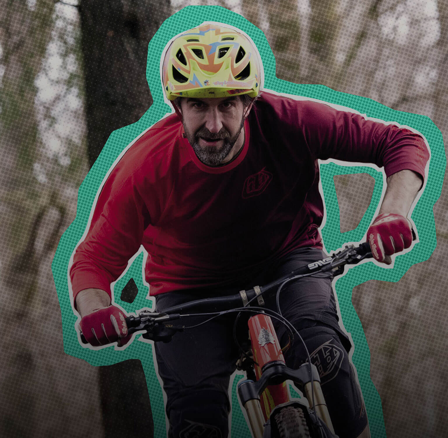 MTB cycle insurance home tablet DE