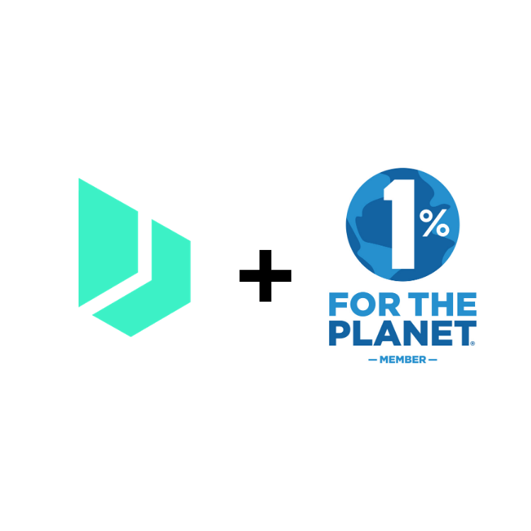 Bikmo + One Percent For The Planet