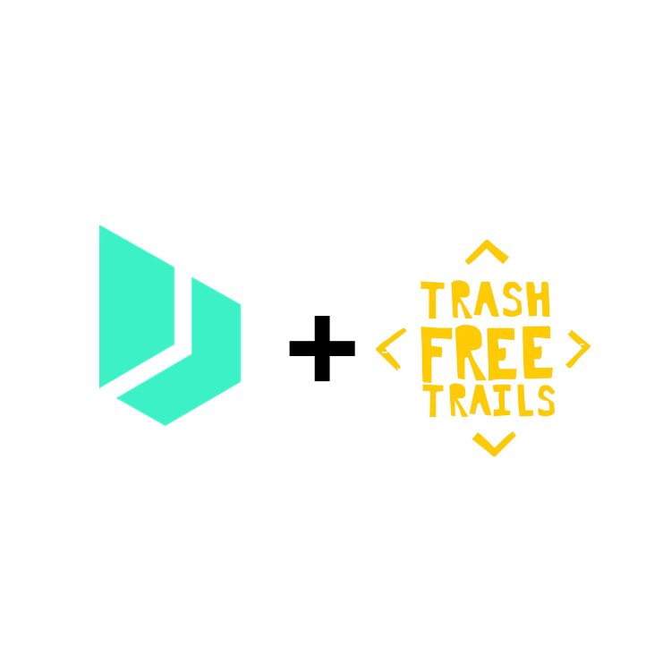 Bikmo + Trash Free Trails