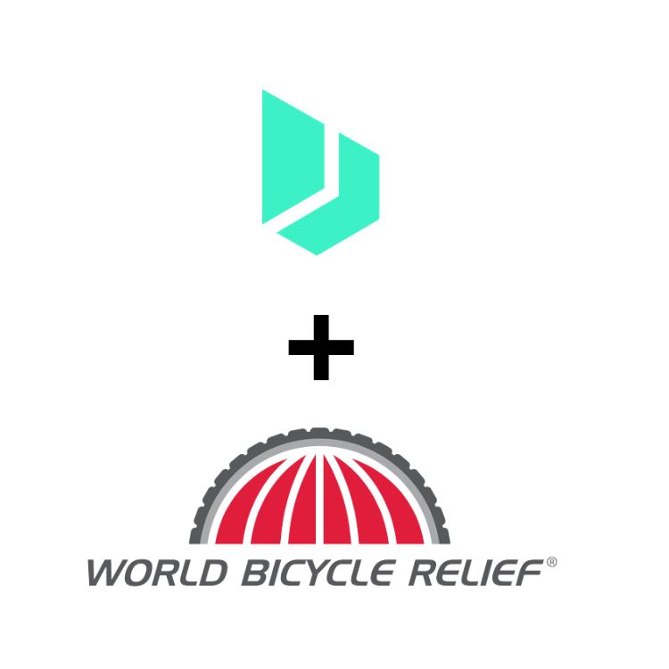 Bikmo + World Bicycle Relief