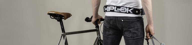 how to lock your bike header