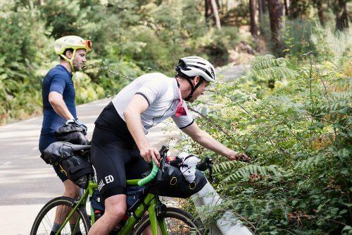 bikepacker matt grayson