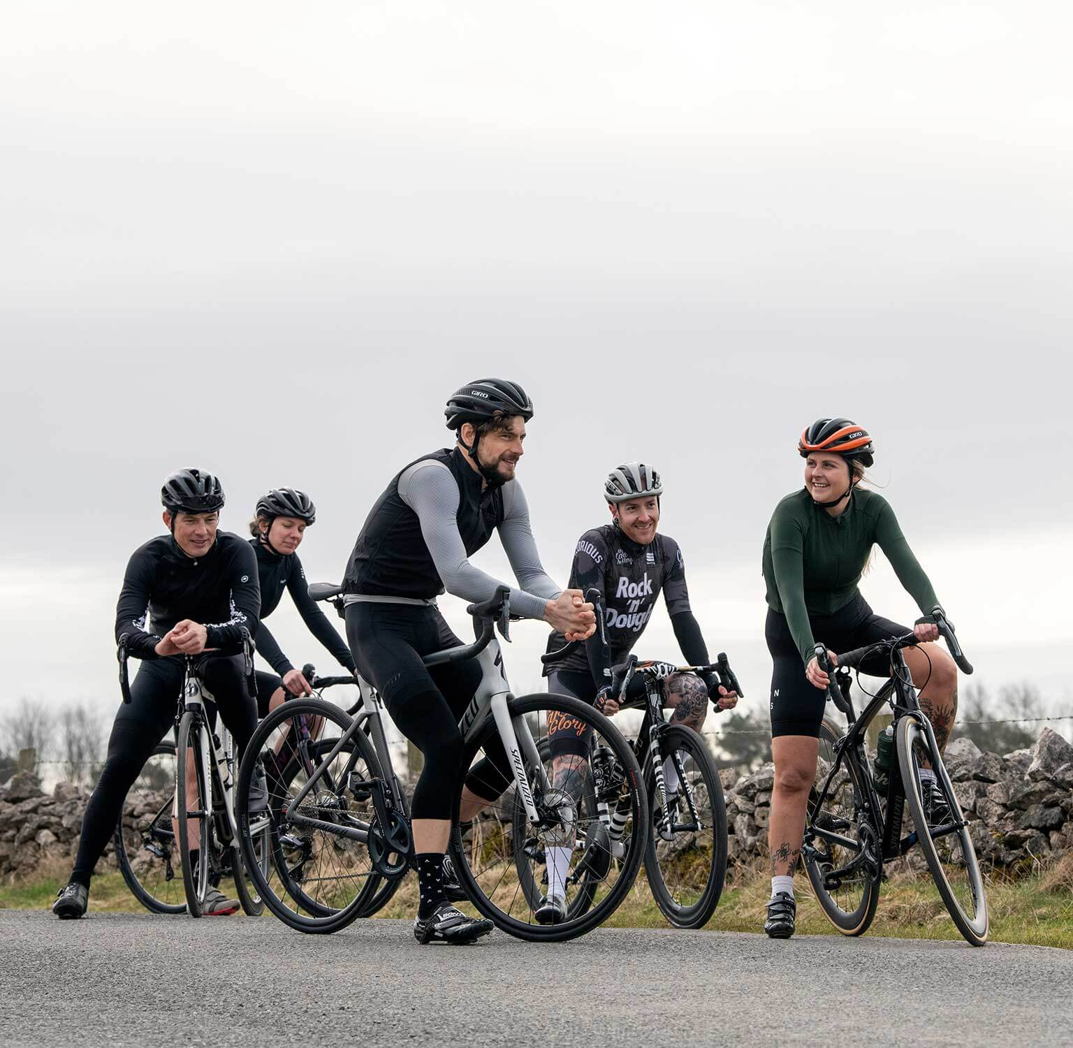 Road riding group UK