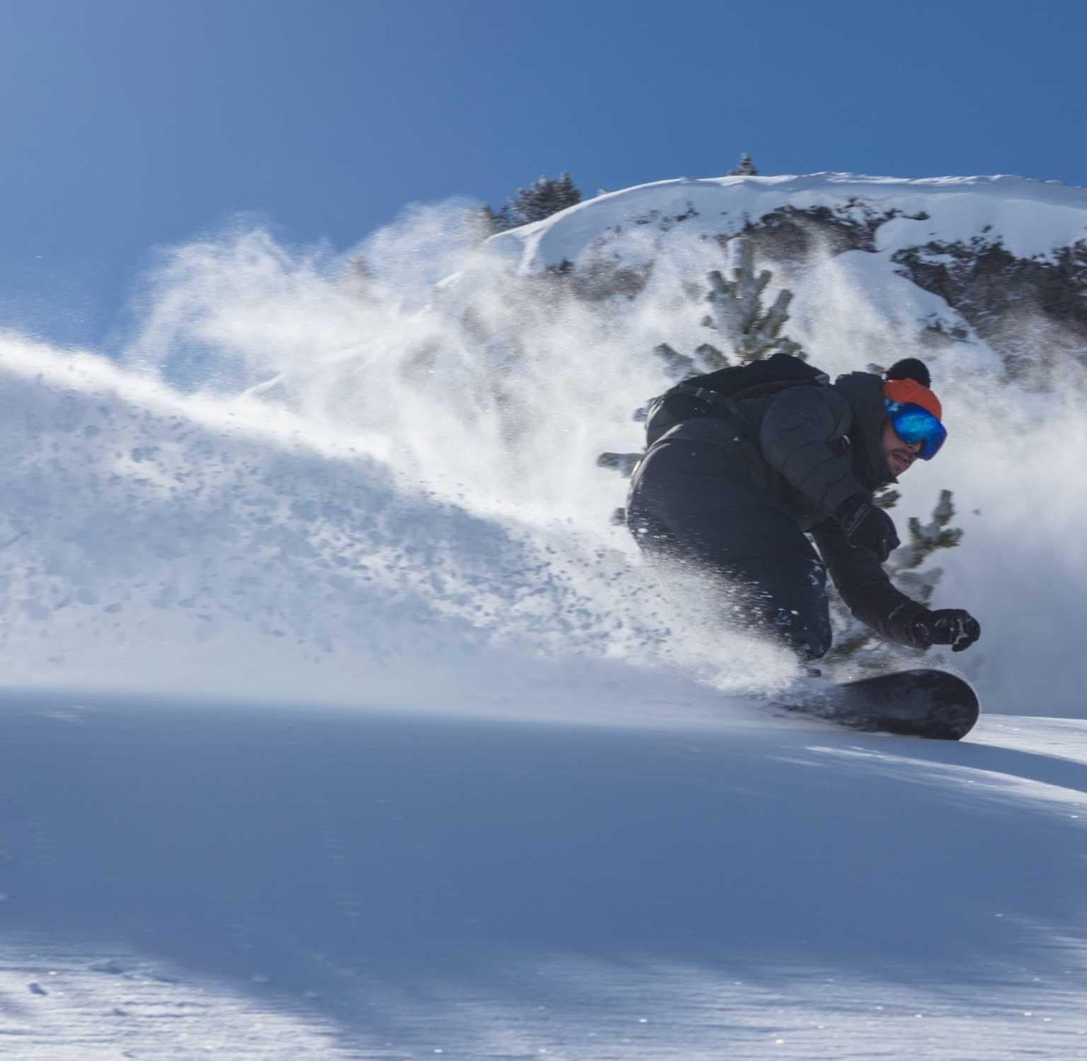 Snowboard Travel Insurance - Tablet