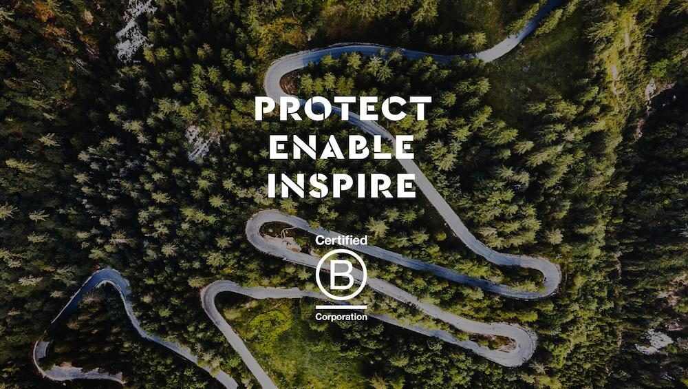 Protect Enable Inspire - B corp