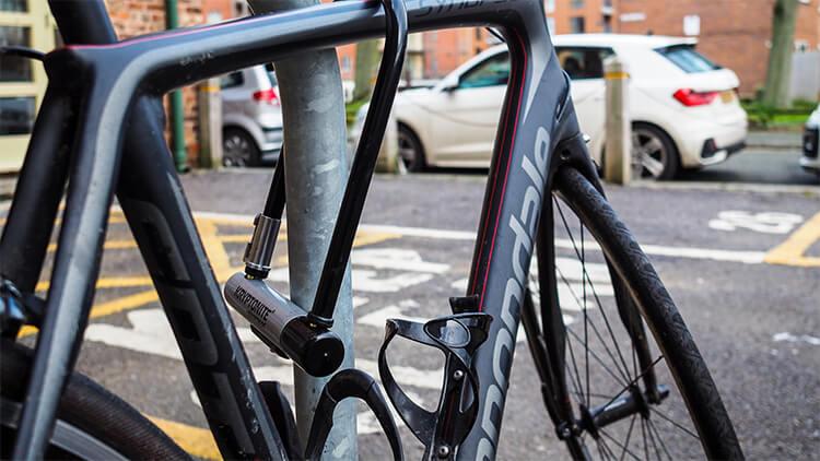 kryptonite sold secure rated bike lock