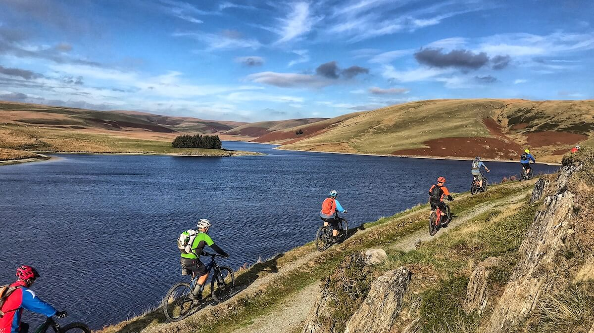 Mountain Bike Wales
