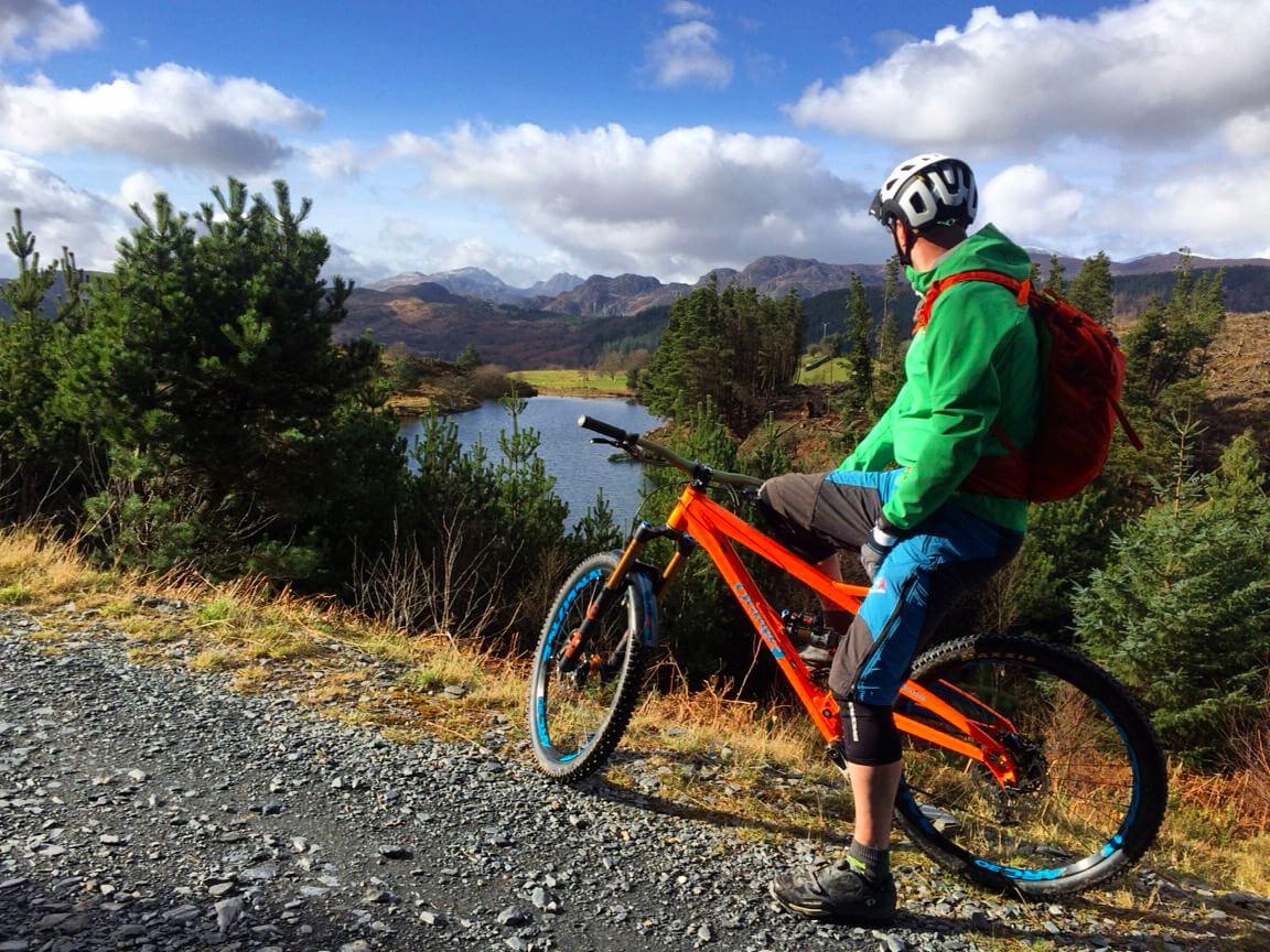 Mountain Bike Wales header
