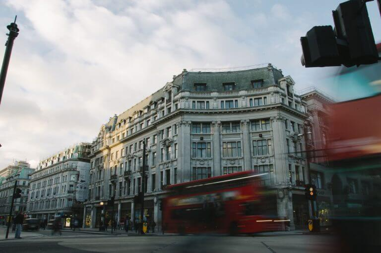 commuting in london header