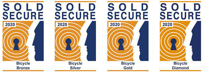 sold secure bicycle ratings 2020