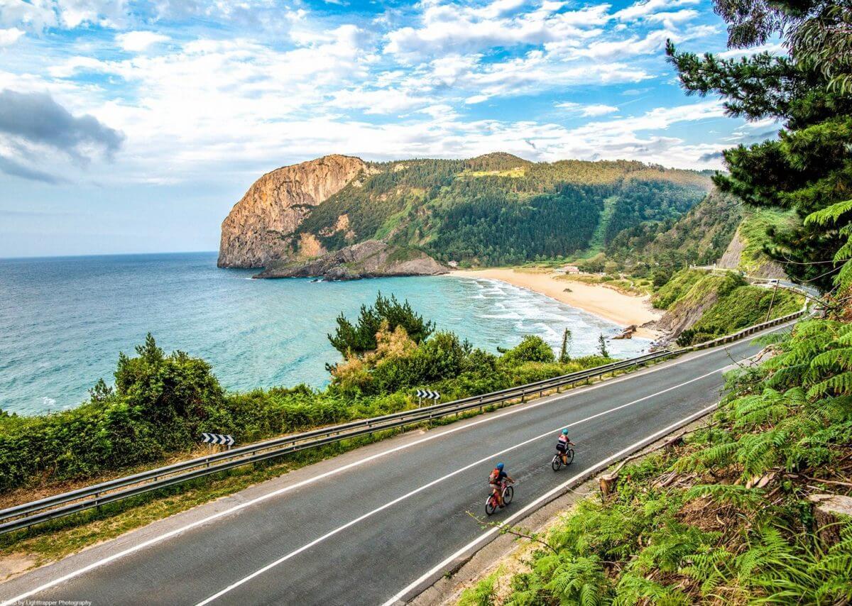 spain cycling destinations