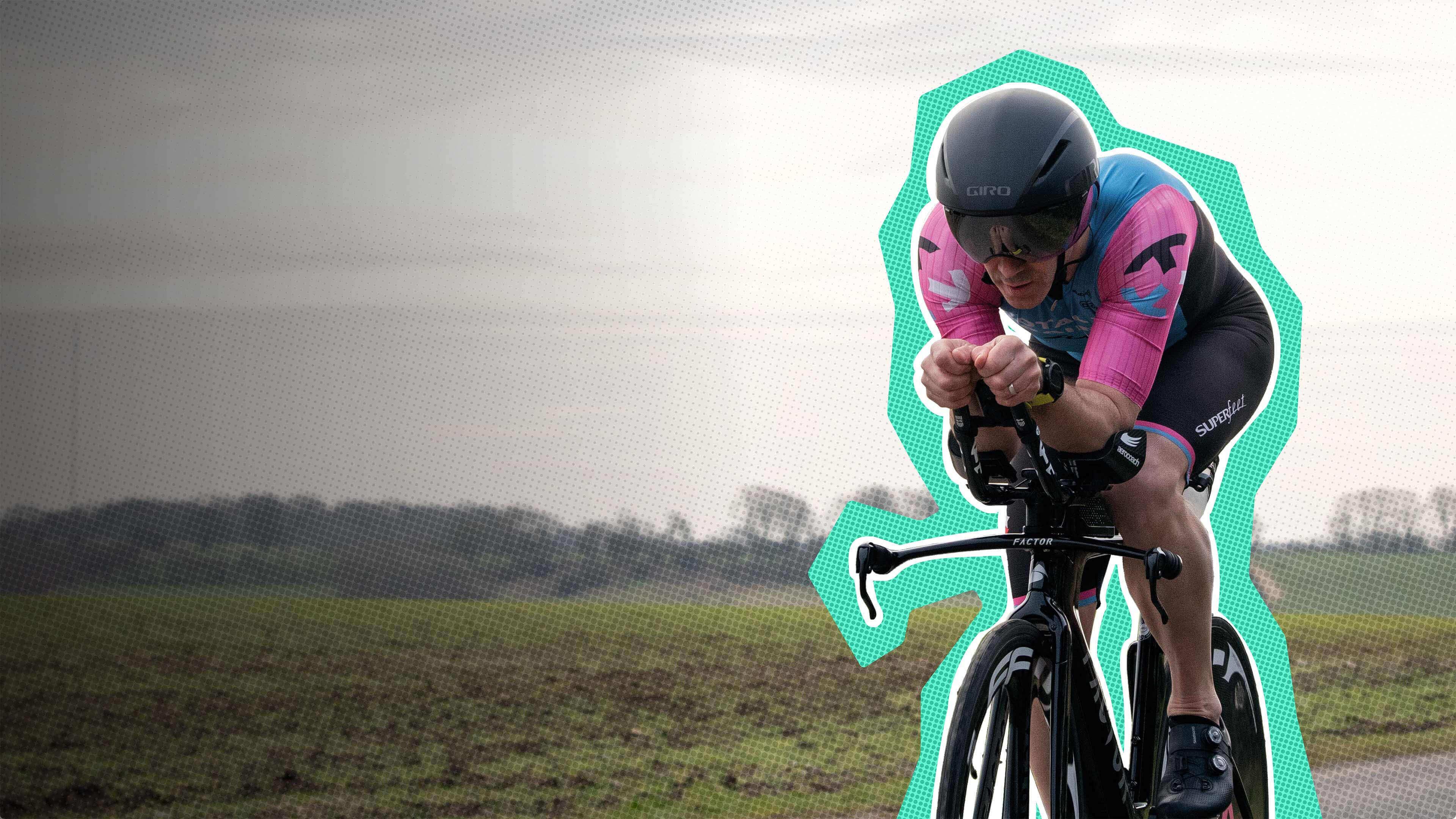 Bikmo Triathlon Rider
