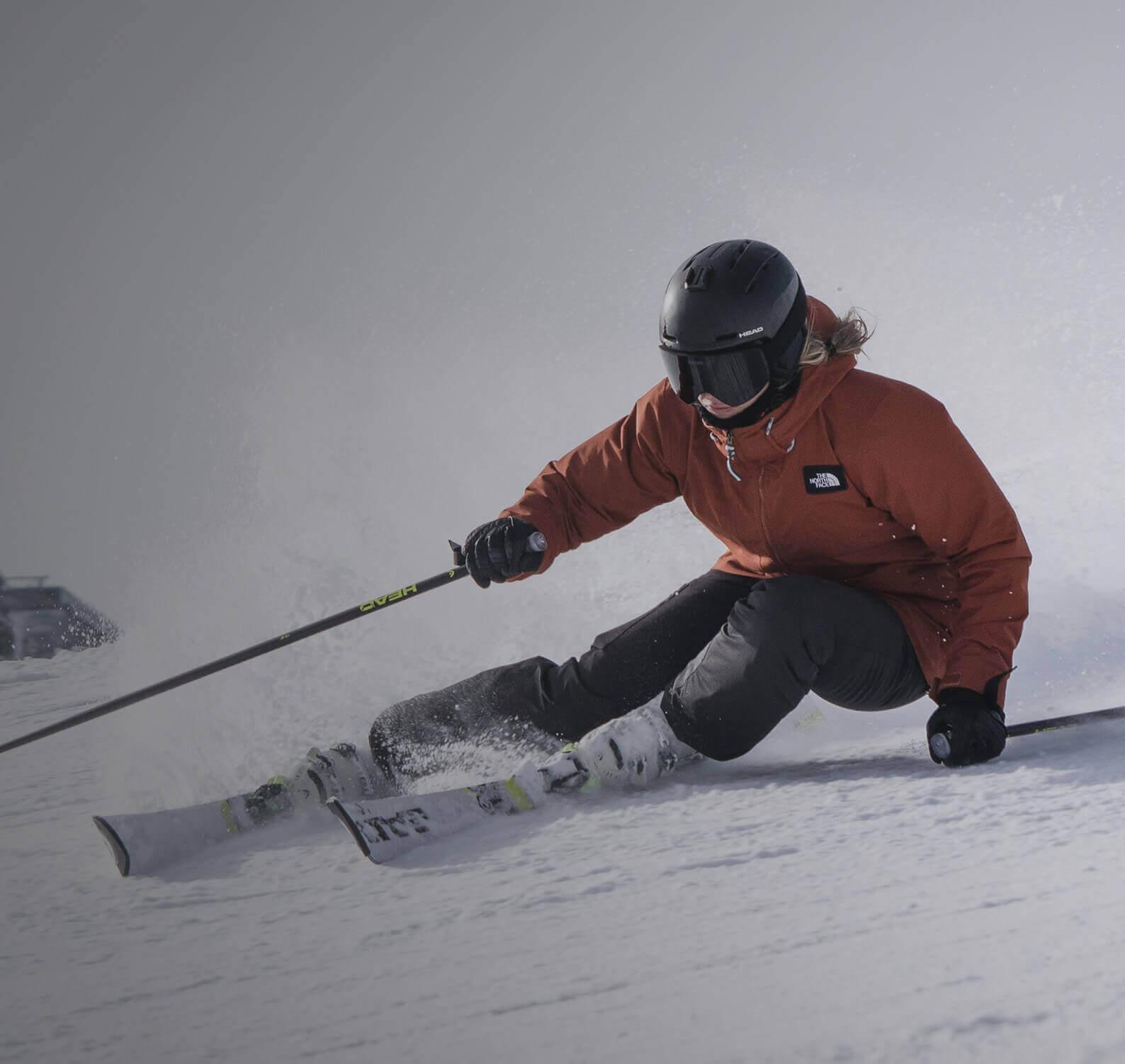 Ski Travel Insurance tablet