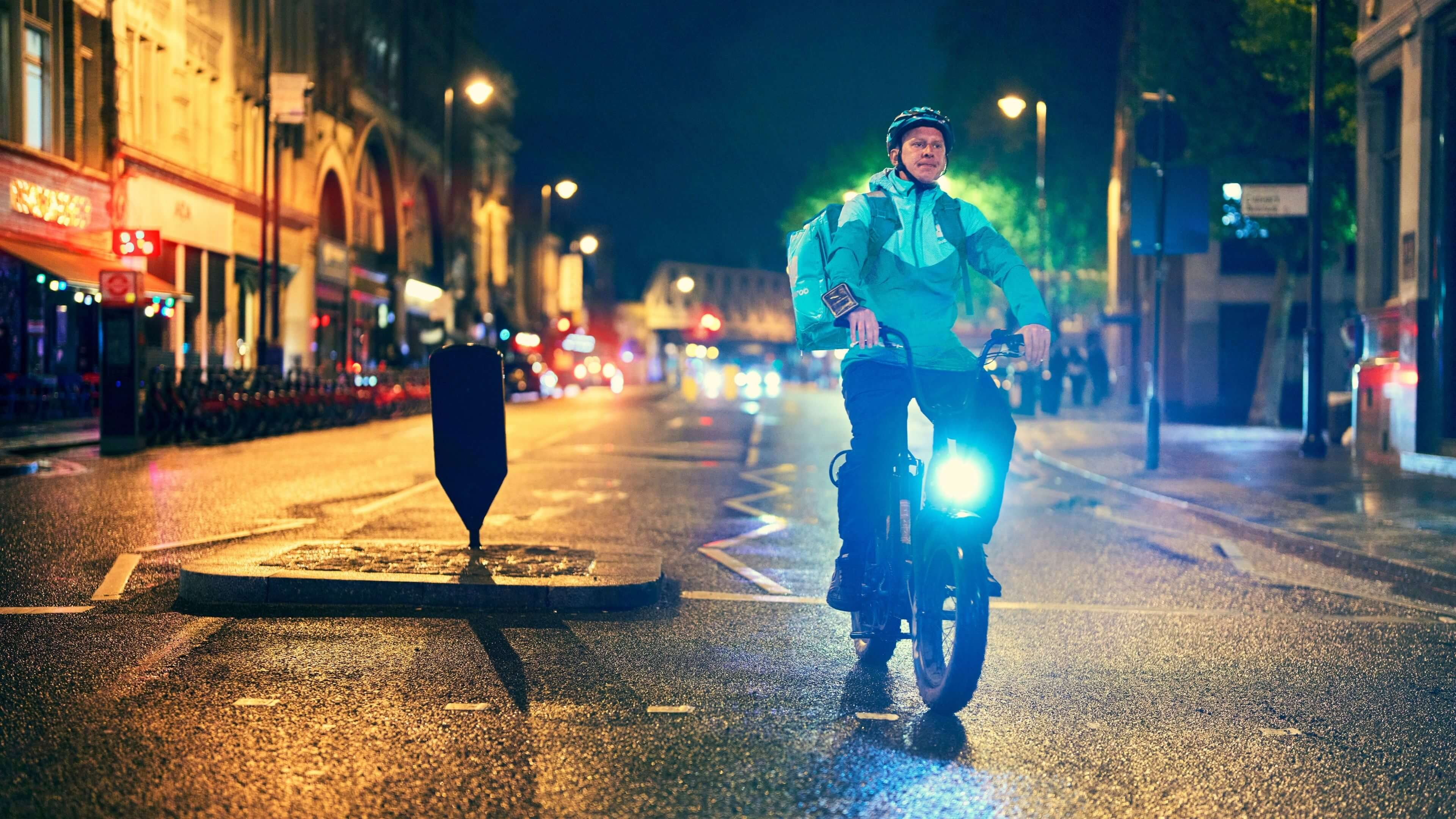 Deliveroo accident insurance